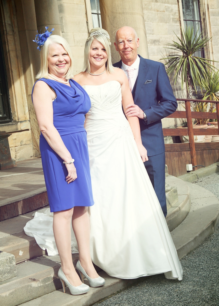 Paul McHutcheon, Laura Guthziet, Mother and Father of the Bride, Pearman PHotography, Before the ceremony