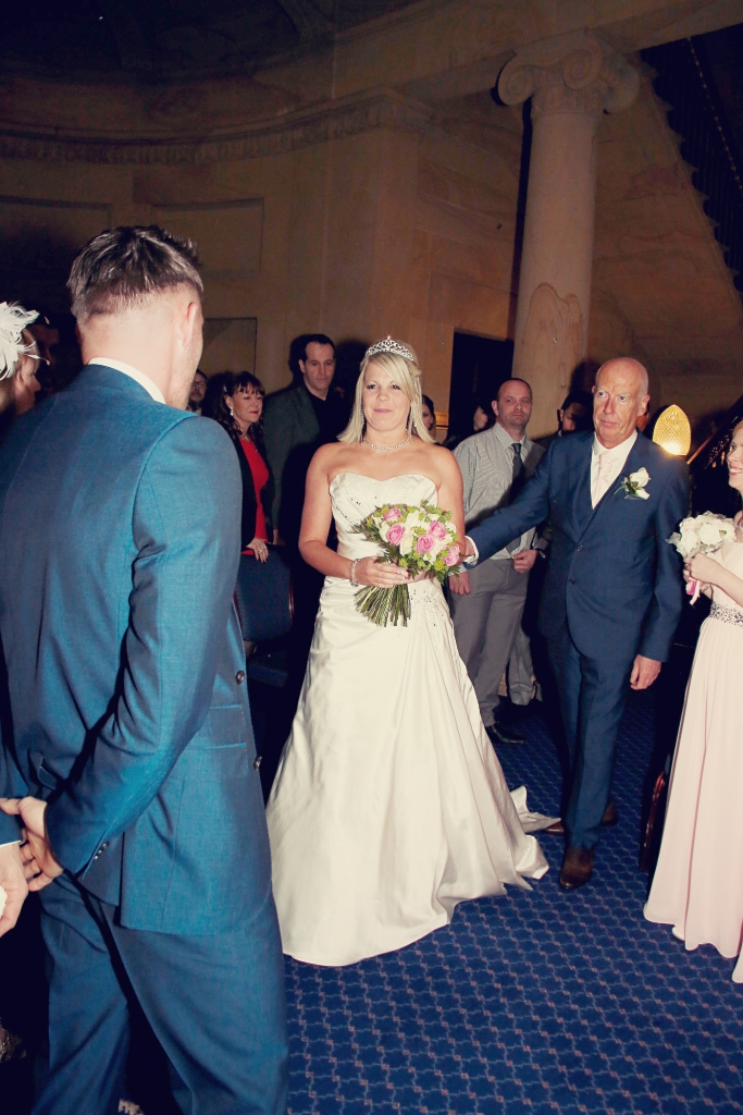 Grand Paul McHutcheon, Laura Guthziet, Brides Entrance, Wedding Day, Pearman Photography