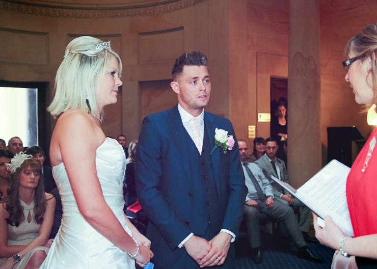 Paul McHutcheon, Laura Guthziet, Ceremony, Vows, Wedding Day, Pearman Photography