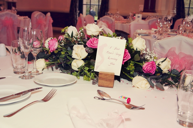 Paul McHutcheon, Laura Guthziet, Wedding Details, Place Settings, Michael Jackson, Pearman Photography