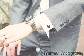 Watch, Wedding Ring, Groom Style, Lisa Fay, Richard Johnson, Pearman Photography, Wedding, Jesmond