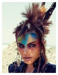Rianne Ten Haken in Vogue Netherlands, May 2012