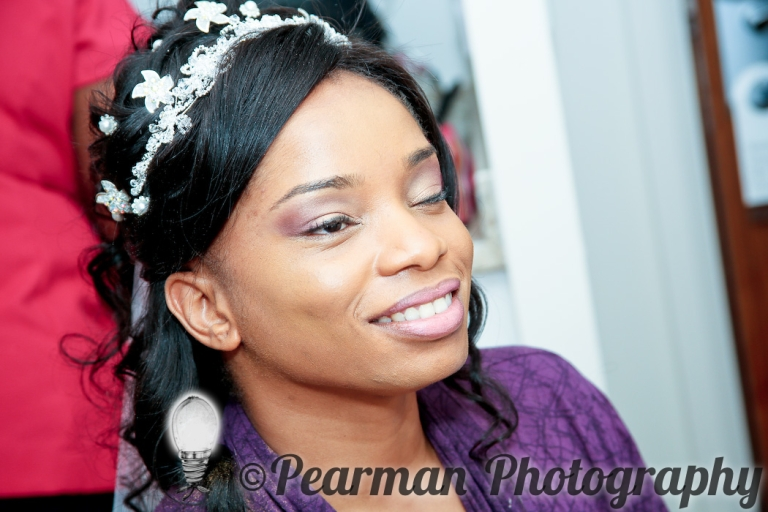 Pearman Photography, Wedding, Boutique, Chaos, Wedding Preparations, African Wedding, Newcastle, Nerves, Excitement, Make Up