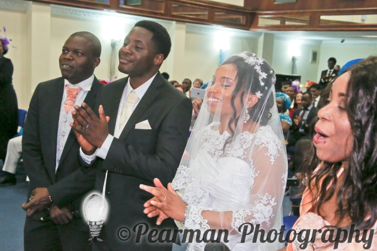 Pearman Photography, Wedding, Boutique, African Wedding, Newcastle, Udu, Ijeoma, Prayer