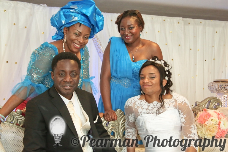 Pearman Photography, Wedding Photography, African Wedding, Ijeoma, Udu Odah, Kingston Park Rugby Club, Guests, Gift Giving