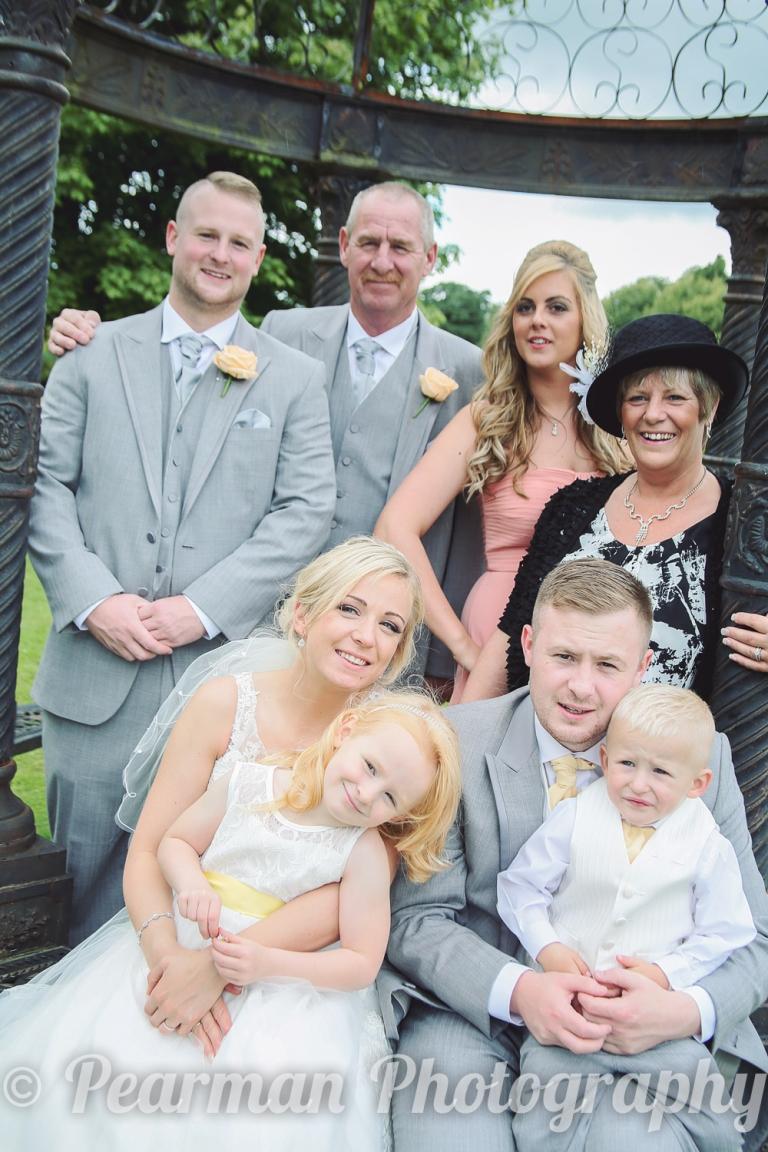 Dan's Family