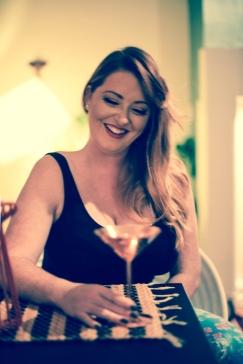 Cocktails make me happy!