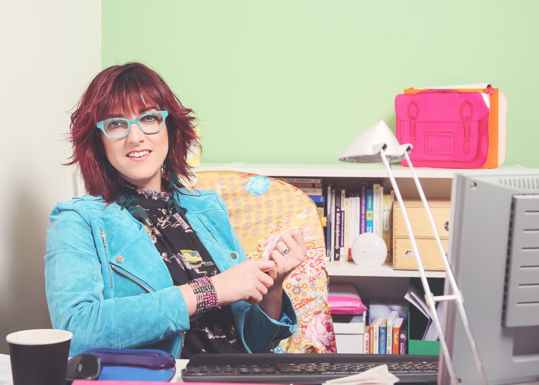Victoria Fleming, Buzztastic Headshots Pre-Release